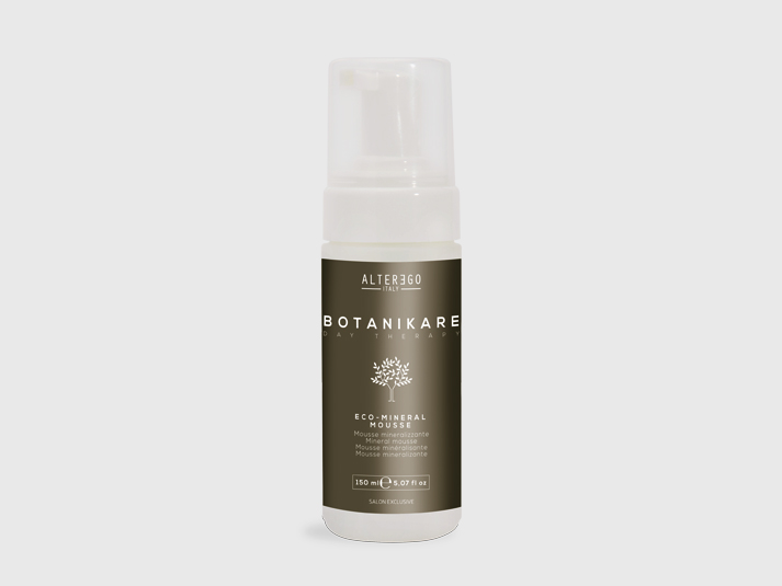 Eco-mineral Mousse