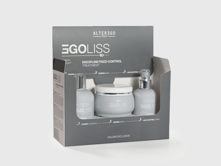 Kit Egoliss Frizz-Control